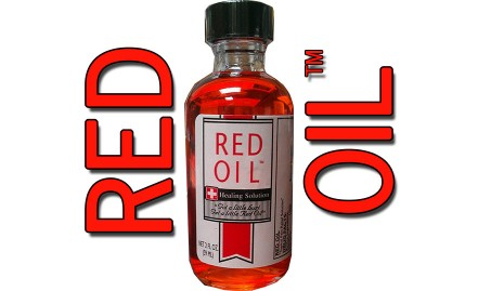 red oilpain healingsolution