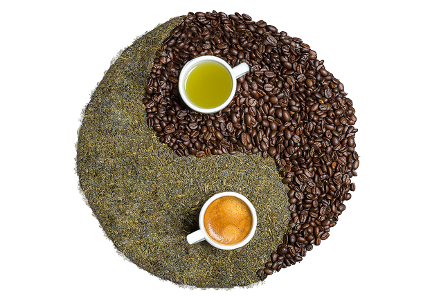 Green Tea / Coffee May Reduce Stroke Risk